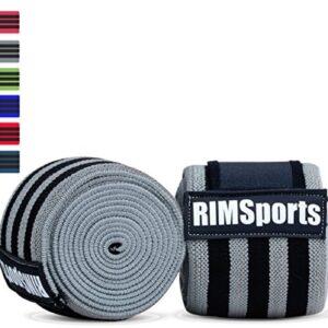 RIMSports Knee Wraps