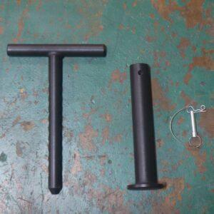 Titan Loadable Power Pin