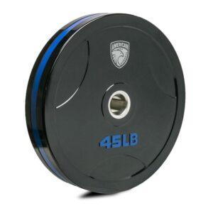 American Barbell Shield Bumper Plates