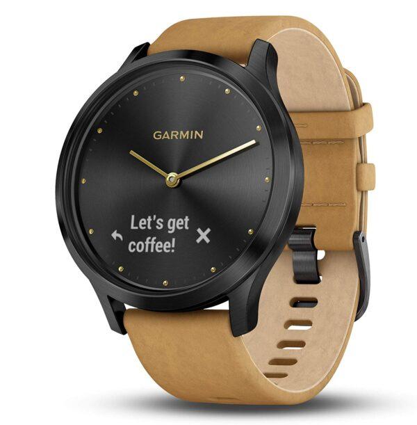 Garmin vivomove HR Premium Hybrid Smartwatch