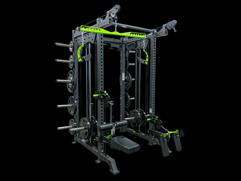 Prime Prodigy HLP Plate Loaded Rack