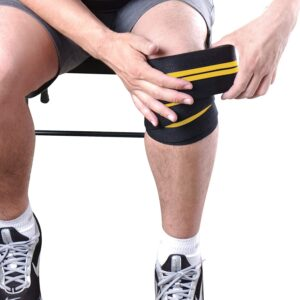 CAP Barbell Elastic Knee Wraps