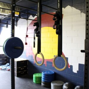 Rep Castle Racking Pull-up Rig