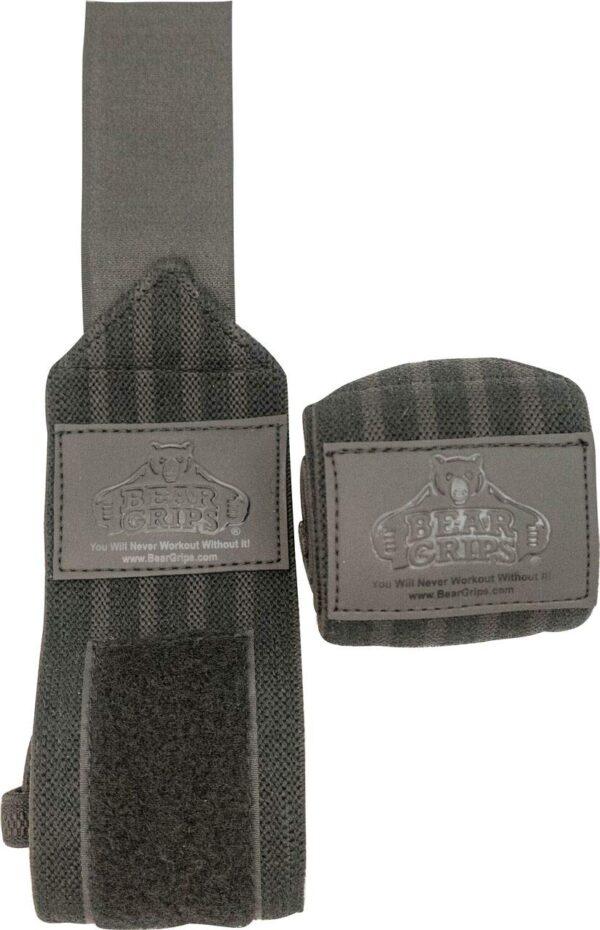 Bear Grips Gray Series Wrist Wraps