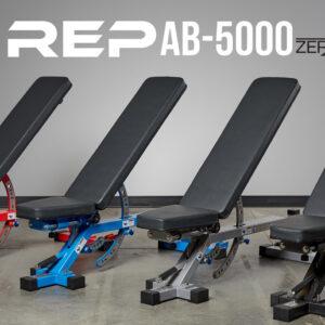 Rep AB-5000 ZERO GAP Adjustable Bench
