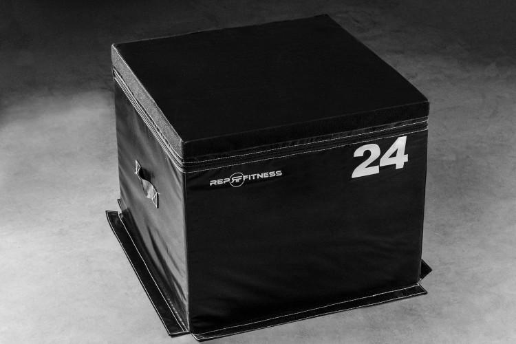 Rep Soft Foam Plyo Box