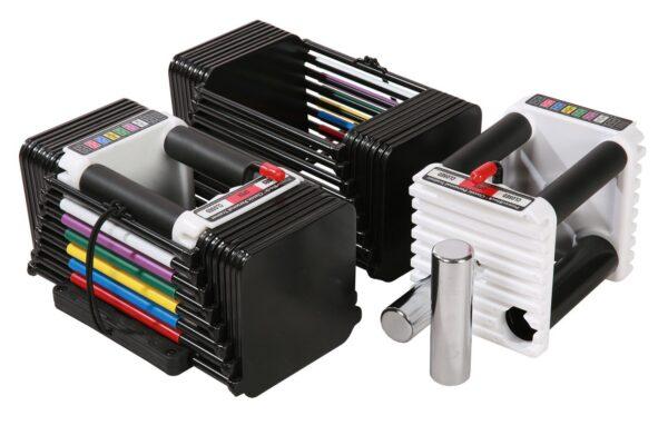 PowerBlock Sport Series Adjustable Dumbbells