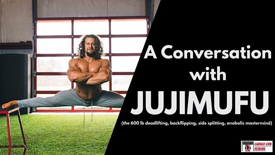 A Conversation with JUJIMUFU, the Anabolic Acrobat