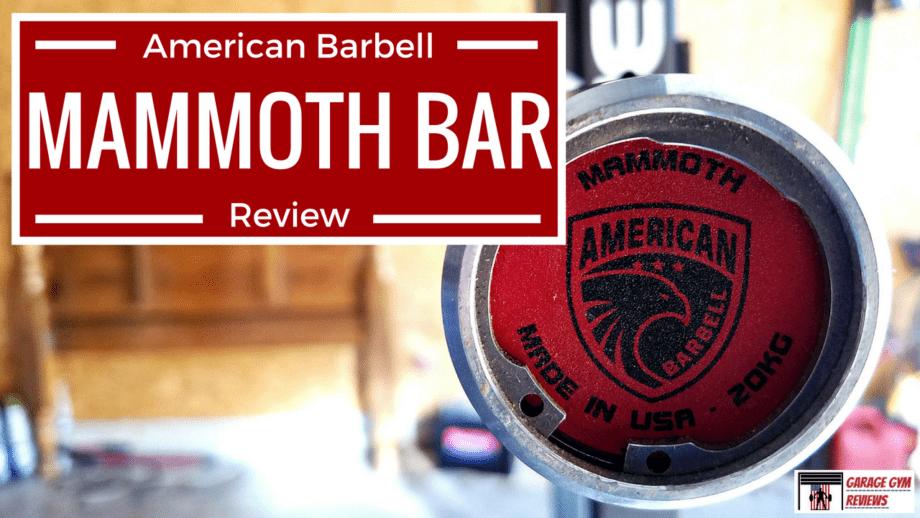American Barbell Cerakote Mammoth Bar In Depth Review