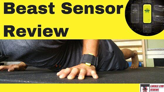 Beast Sensor Review: Strength Training Wearable Device