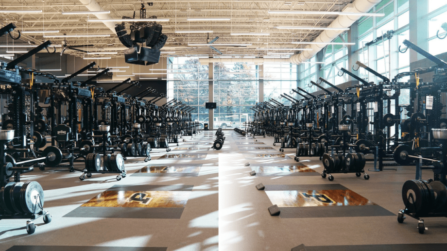 5 University Weight Rooms That Will Blow Your Mind