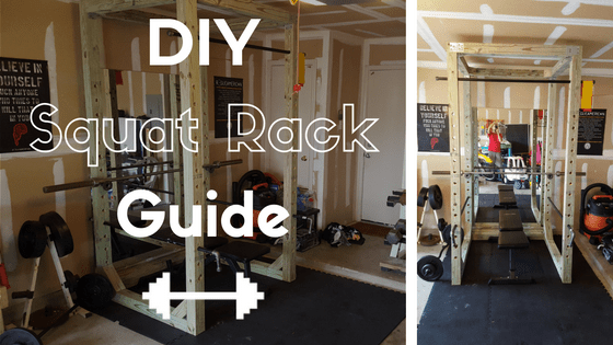 DIY Squat Rack Guide