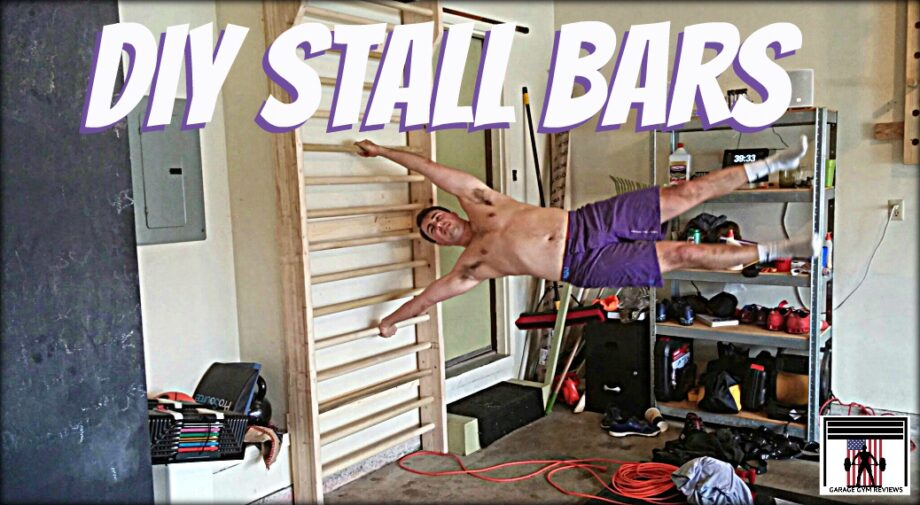 DIY Stall Bars