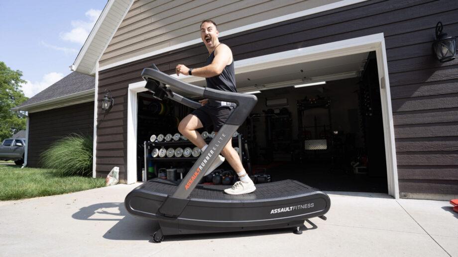 AssaultRunner Elite Review (2021): Expensive Manual Treadmill