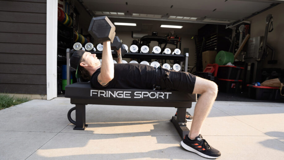 Fringe Sport Comp Flat Bench Review 2021: A Big Bench for Big Weights