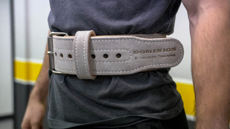 Dominion Strength Powerlifting Belt In-Depth Review
