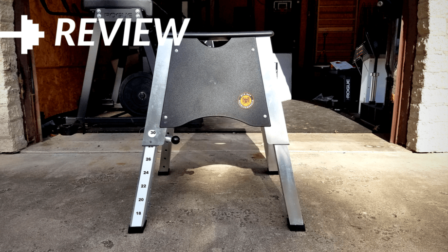 8th Day Performance Adjustable Plyo Box Review
