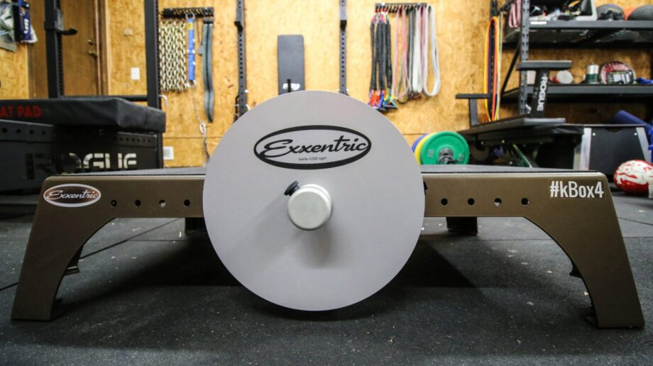 Exxentric kBox4 Flywheel Training Review