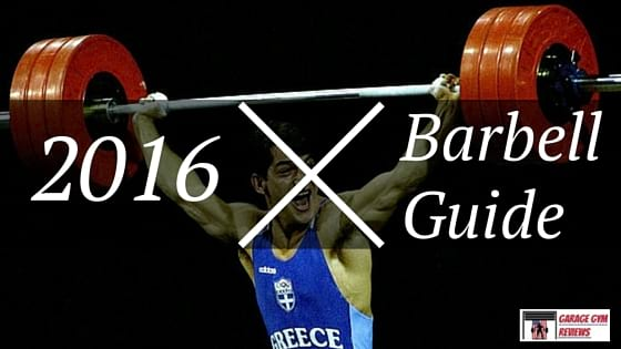 2016 Olympic Barbell Guide