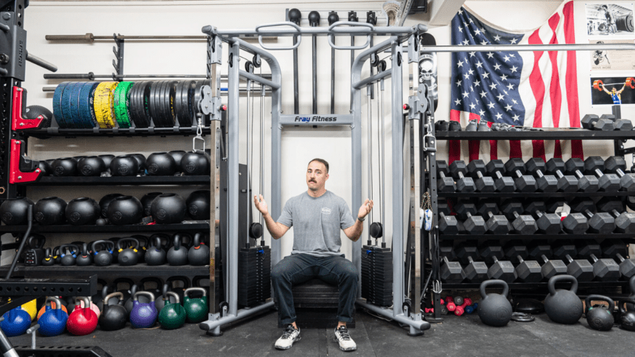 Fray Fitness Functional Trainer Review: Cheap, Great Value Cable Machine