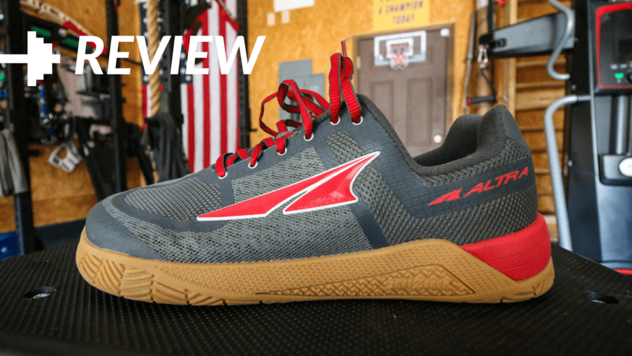 Altra HIIT XT Training Shoes Review