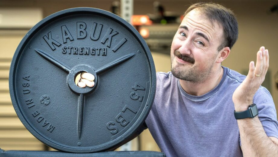 Kabuki Strength Iron Plates Review: Economical Option, But Not The Best