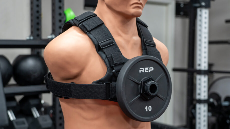 Kensui EZ-VEST Weighted Vest Review: The Plate-Loadable Weight Vest