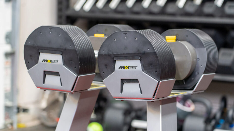 MX Select Adjustable Dumbbells Review: Selectorized and Compact Dumbbells