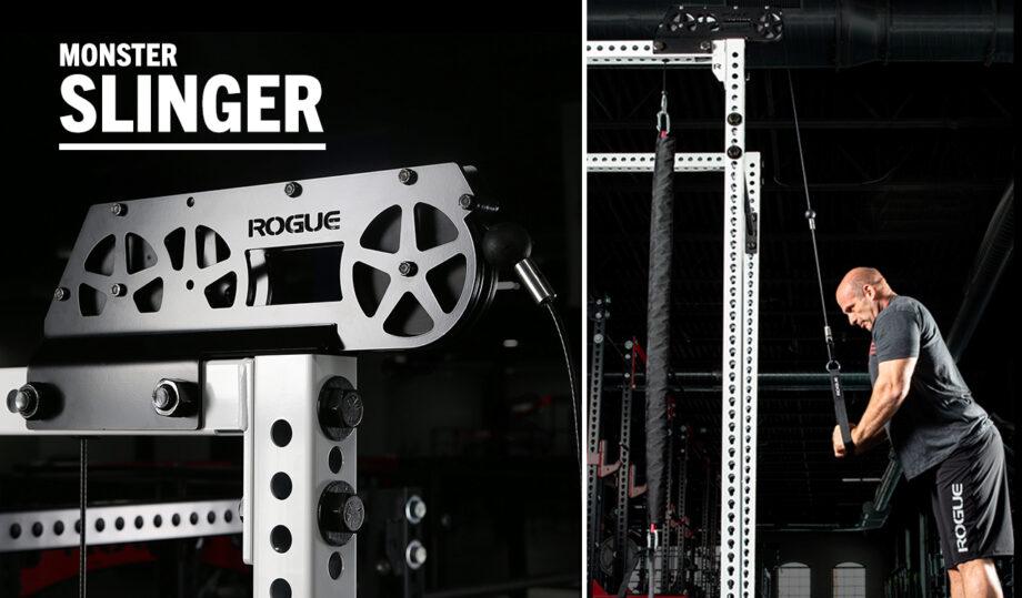 Rogue Monster Slinger Released!