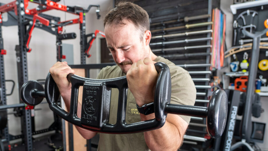 Mutt Bars Weighted Exercise Bars Review