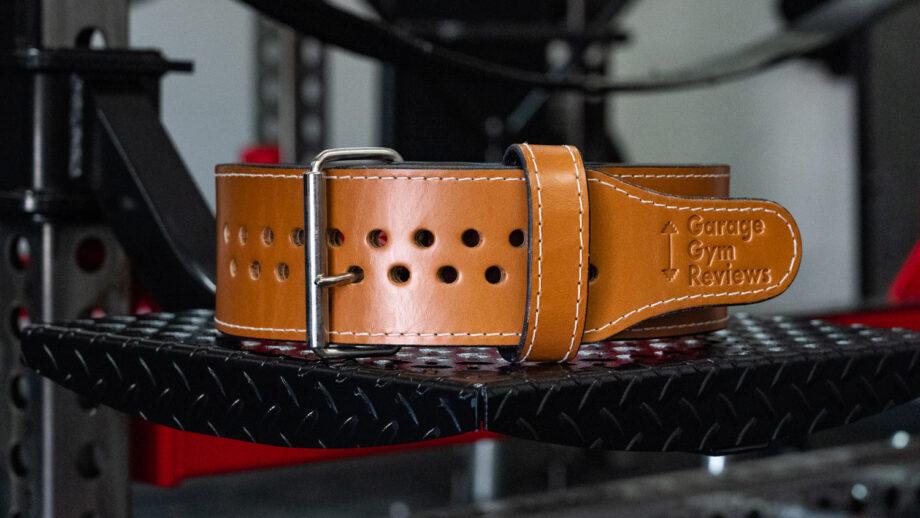 Pioneer Cut Powerlifting Belt Review: High Quality Custom Power Belts