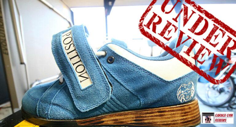 Position P2.0 Blue Suede Shoes Review