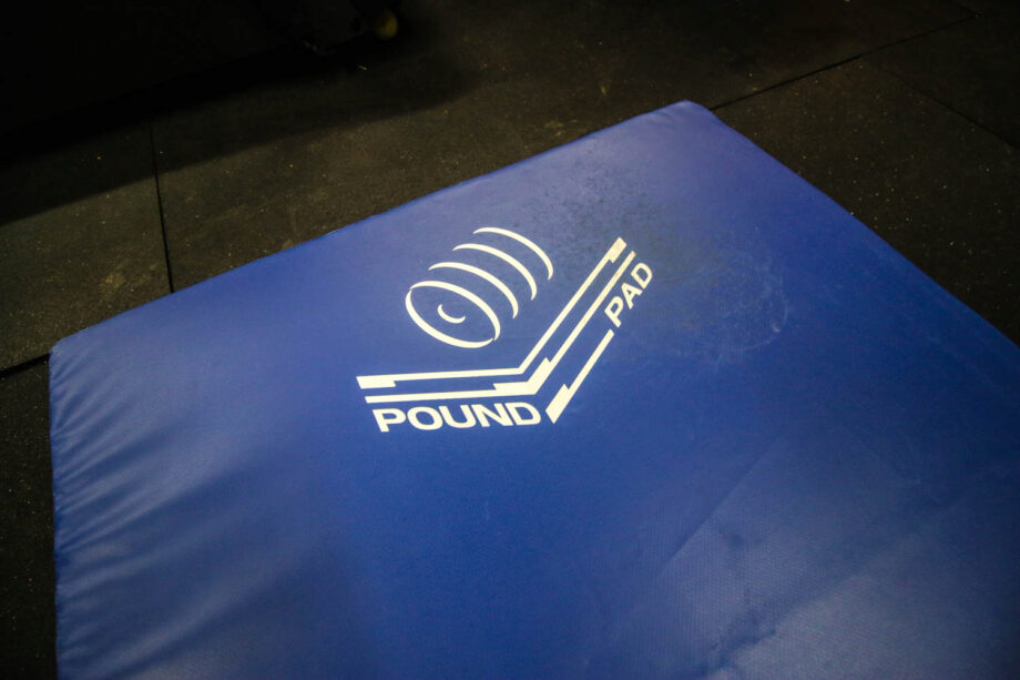Pound Pad Review: Weightlifting Noise Reduction