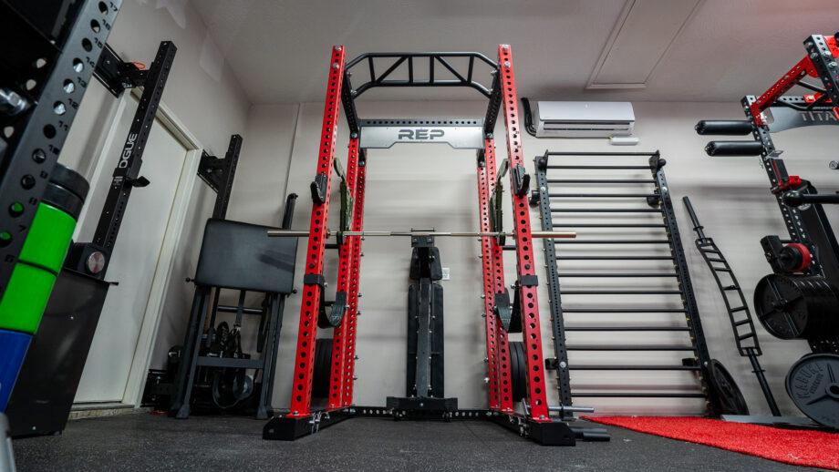 REP Omni Rack Review: Flat Foot Modular Power Rack