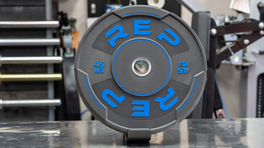 REP Fitness Sport Bumper Plates Review: Durable, But Expensive