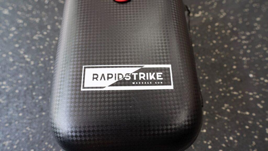 REP Rapidstrike massage gun carrying case