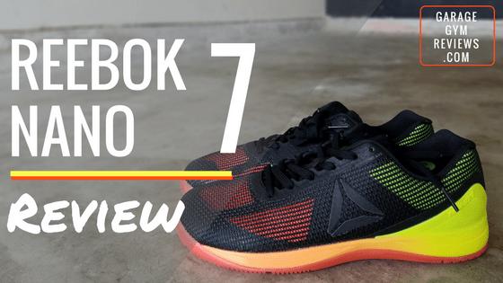 Reebok CrossFit Nano 7 Review