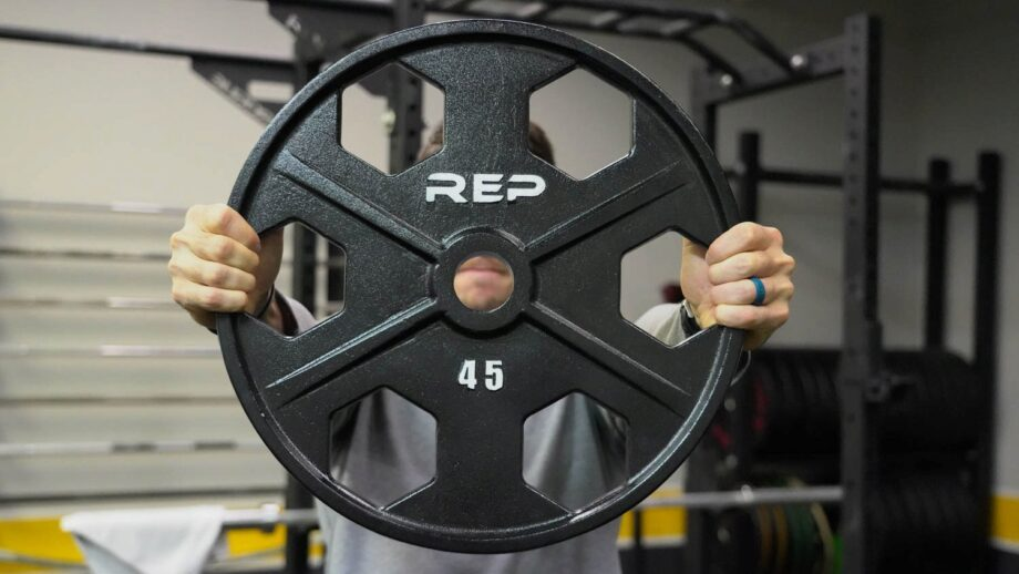 Rep Fitness Equalizer Iron Plates In-Depth Review