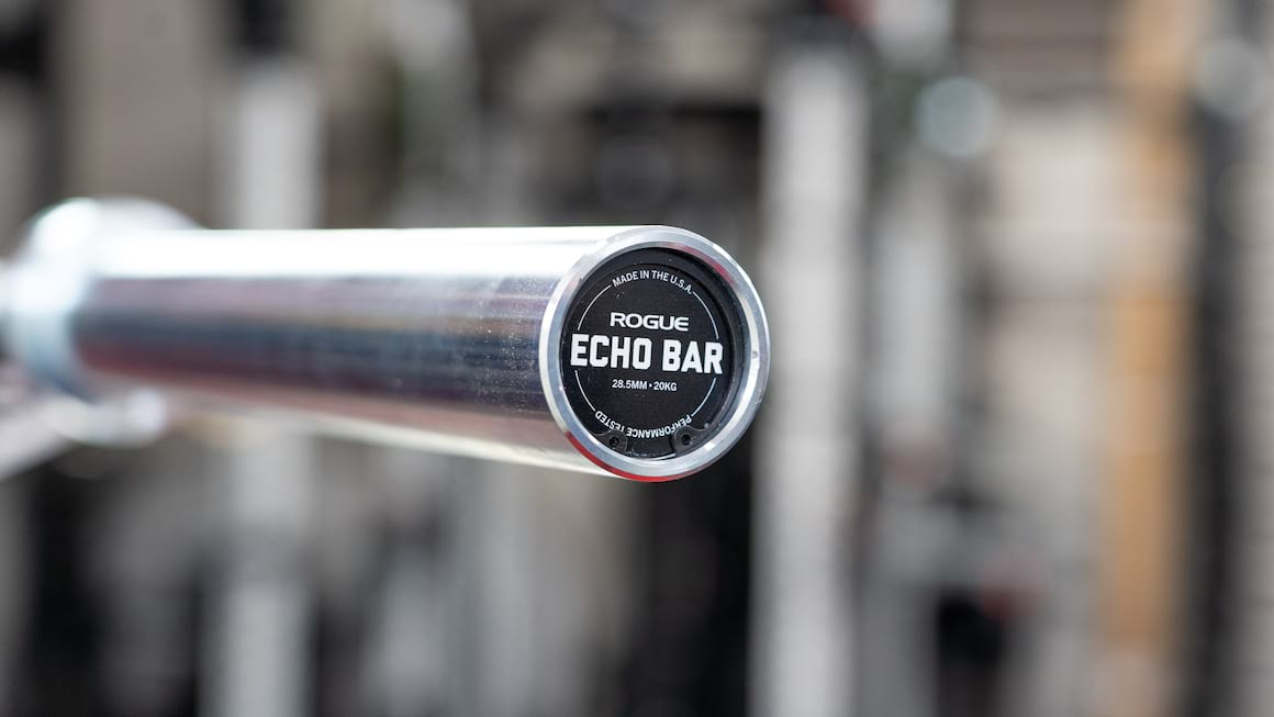 Rogue Echo Bar 2.0 Review: Cheapest Rogue Fitness Barbell