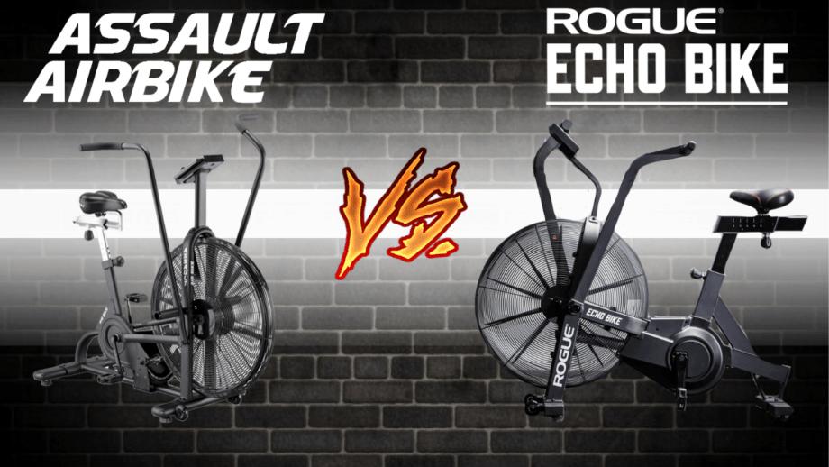 Rogue Echo Bike vs. Assault Air Bike: The Superior Home Gym Air Bike