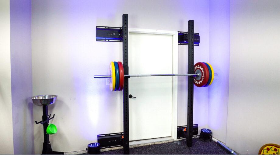 Rogue Fitness RML-90SLIM Rack Review: A Budget Friendly, Compact Squat Rack