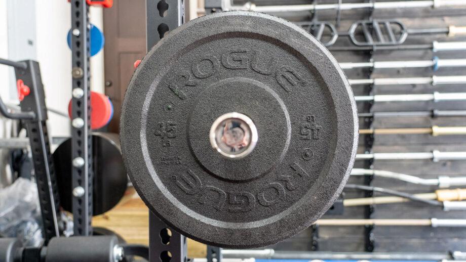 Rogue US MIL Spec Crumb Bumper Plates Review: Improved Hi-Temps