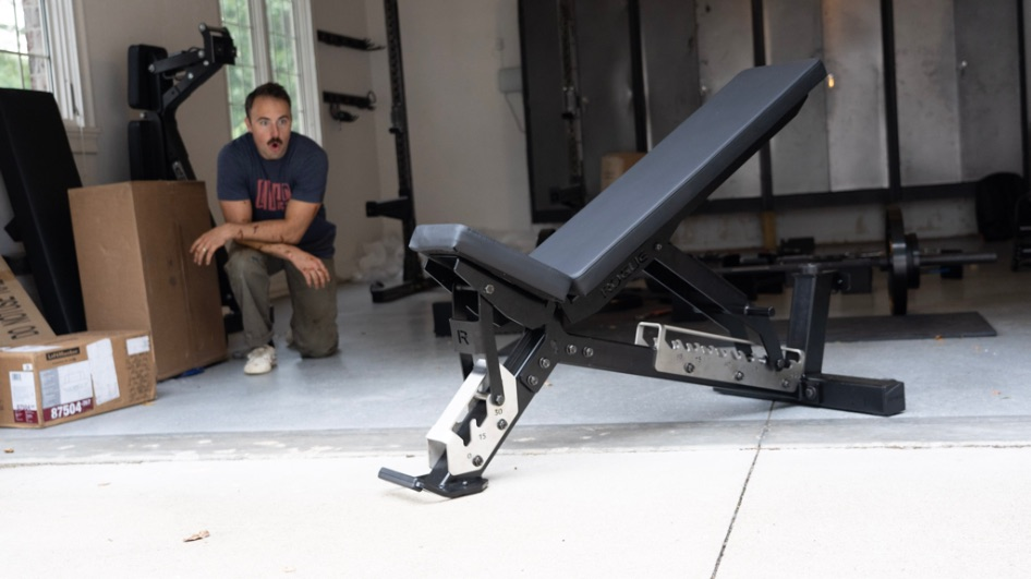 Rogue Adjustable Bench 3.0 Review: Rogue's Best Adjustable Bench Yet