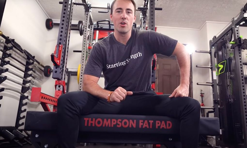 Rogue Thompson Fat Pad Review: High Quality, High Price