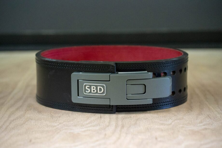 SBD Powerlifting Belt In-Depth Review