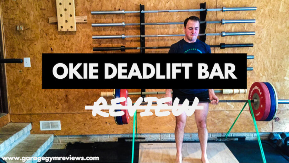Crain's Okie Deadlift Bar In-Depth Review