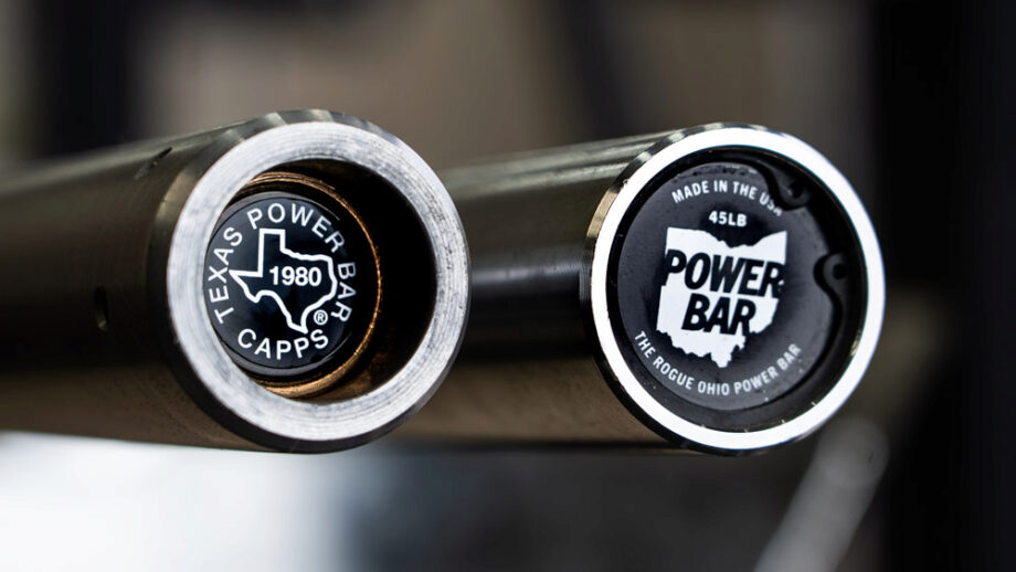 Rogue Ohio Power Bar vs Texas Power Bar: Best Power Bar Showdown