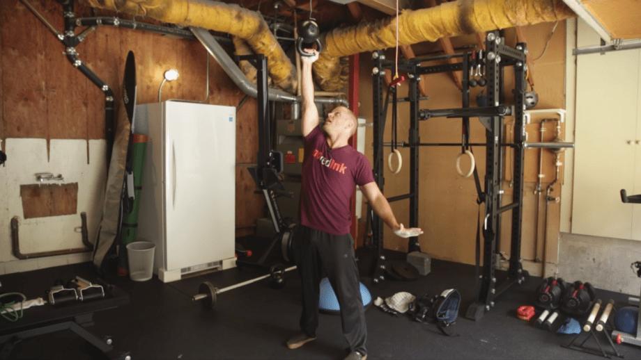 A Look Inside Tim Ferriss' Home Gym & Training