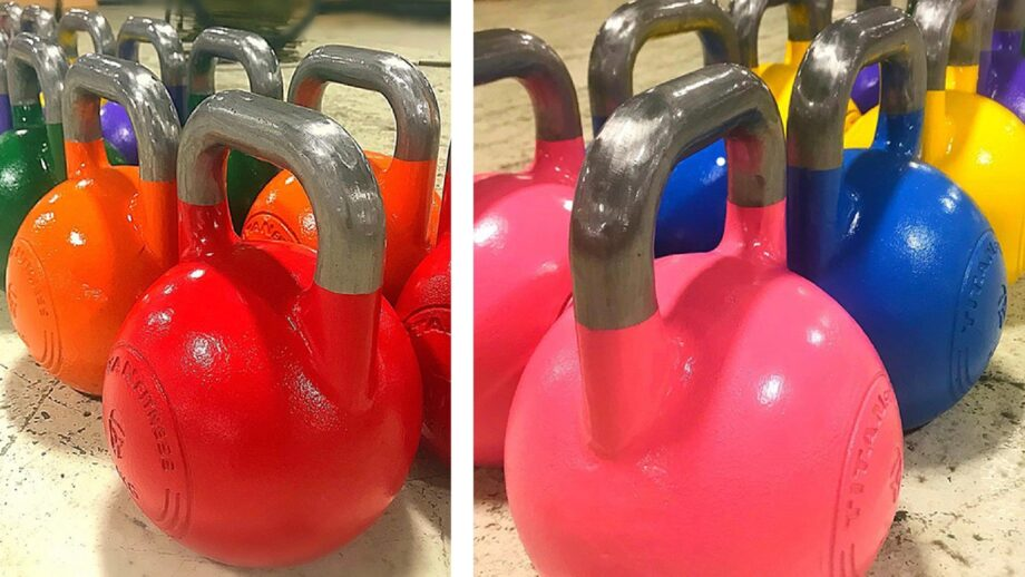 Titan Fitness Competition Kettlebells Released!