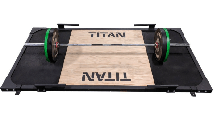 Titan Fitness Deadlift Platform Released